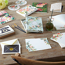 Buy Rifle Paper Co Stationery Range Online at johnlewis.com