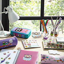 Buy Give A Hoot Stationery Range Online at johnlewis.com