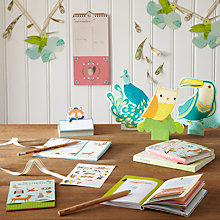 Buy Forest Friends Stationery Range Online at johnlewis.com