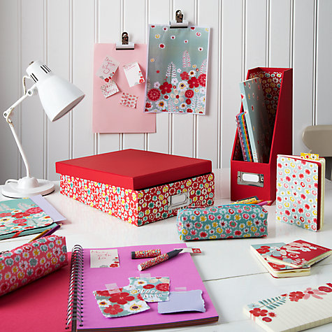 Buy John Lewis Wild Flower Scrapbook Online at johnlewis.com