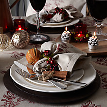 Buy John Lewis Rural Berries Table Linen & Accessories Online at johnlewis.com