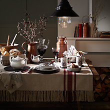 Buy John Lewis Rural Luxe Table Linens & Accessories Online at johnlewis.com