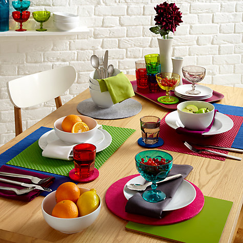 Buy House by John Lewis Placemat Online at johnlewis.com
