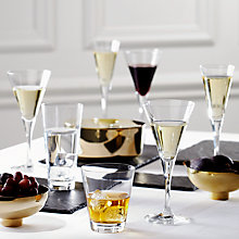 Buy John Lewis Flare Glassware Online at johnlewis.com