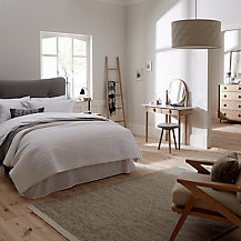 Bethan Gray for John Lewis Genevieve Bedroom Range