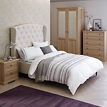 Buy John Lewis Mix it Hartland Round Handle Bedroom Range, Oak Online at johnlewis.com