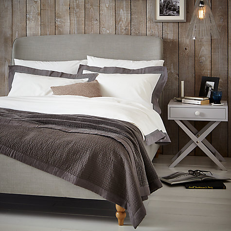 Buy John Lewis Croft Collection Skye Bedstead, Double Online at johnlewis.com