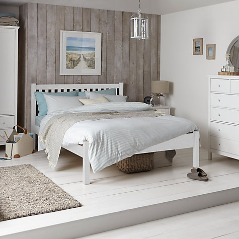 Buy John Lewis Wilton Bed Frame, Small Double Online at johnlewis.com