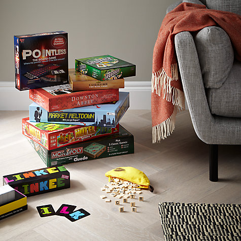 Buy Monopoly and Cluedo Compendium Online at johnlewis.com