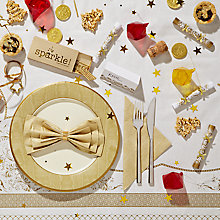 Buy Gold Party  Online at johnlewis.com