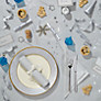 Buy Talking Tables Sparklers, Silver, Pack Of 20 Online at johnlewis.com