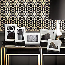 Buy John Lewis Colchester Photo Frame Black Range Online at johnlewis.com