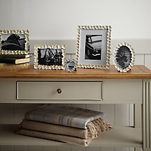 Buy John Lewis Petals Photo Frame Range Online at johnlewis.com
