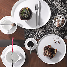 Buy John Lewis Cuisine Conical Tableware Online at johnlewis.com