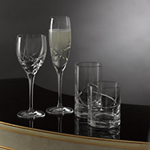 Buy John Lewis Stellar Cut Crystal Glassware Online at johnlewis.com