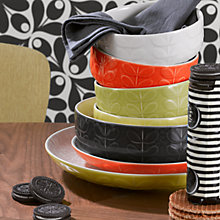 Buy Orla Kiely Raised Stem Tableware Online at johnlewis.com