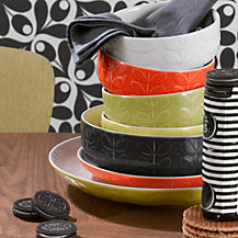 Orla Kiely Raised Stem Tableware