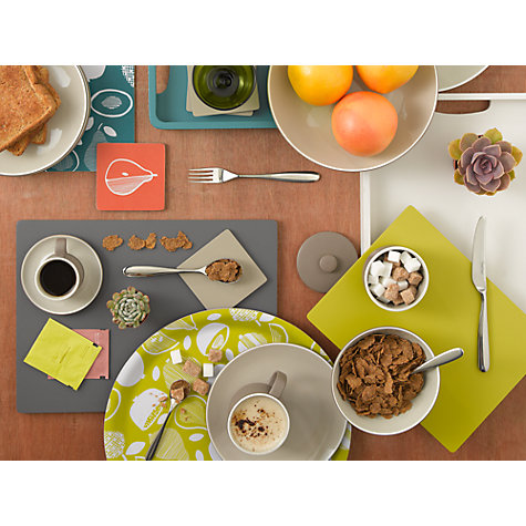 Buy Robert Welch Stanton Teaspoon Online at johnlewis.com