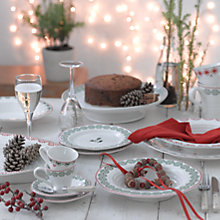Buy Sophie Conran for Portmeirion Christmas Tableware Online at johnlewis.com