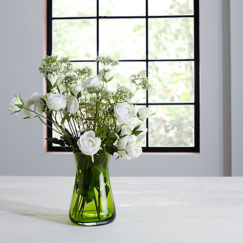 Buy Floralsilk Queen Anne's Lace Spray Online at johnlewis.com