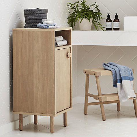 Buy Design Project By John Lewis Bathroom Stool