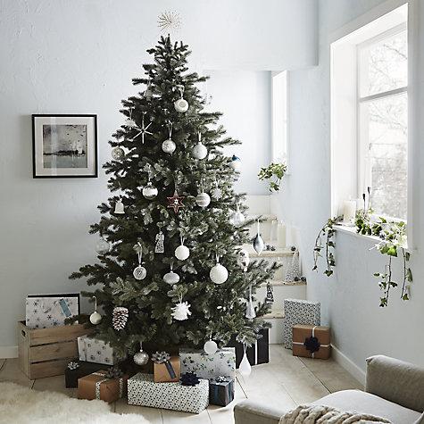 Buy john lewis extra large willow tree skirt john lewis John lewis christmas ornaments