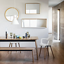 Buy John Lewis Scandi Mirror Range Online at johnlewis.com
