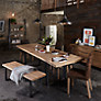 John Lewis Calia 6 Seater Dining Table + 4 John Lewis Calia Dining Chairs