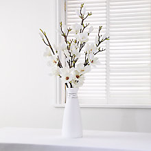 Buy Floralsilk Magnolia Arrangement Online at johnlewis.com