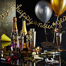 New Year Partyware Range