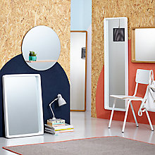 Buy House by John Lewis Rounded Corner Mirror Range Online at johnlewis.com