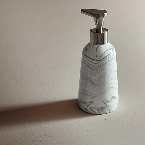 Buy Design Project By John Lewis Soap Dispenser Grey John Lewis