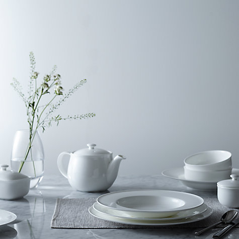 Buy John Lewis Cupola Bone China Tableware Online at johnlewis.com