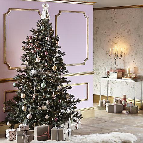 Buy John Lewis Ostravia Jewel Motif Tree Decoration | John Lewis