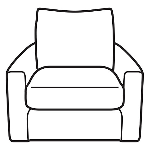 Buy John Lewis Ashton Armchair Online at johnlewis.com