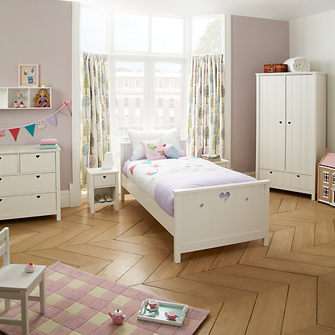 Buy little home at John Lewis Amelia Truckle Online at johnlewis.com