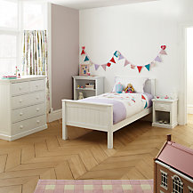 John Lewis Ashton Bedroom Furniture, White