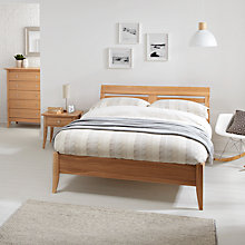 Buy John Lewis Aspen Bedroom Furniture, Oak Online at johnlewis.com