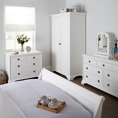 Buy John Lewis Aurelia High End Bed Frame, King Size Online at johnlewis.com