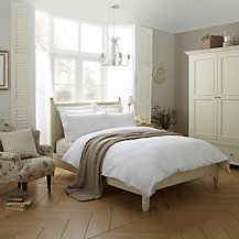 Neptune Chichester Bedroom Furniture, Old Chalk