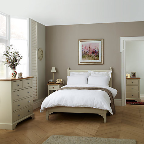 Buy Neptune Chichester 5 Drawer Chest, Old Chalk Online at johnlewis.com