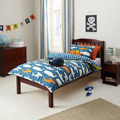 Buy little home at John Lewis Devon Bed, Single Online at johnlewis.com