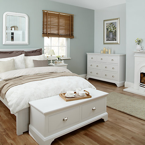 Buy john lewis helston bed frame king size john lewis for Bedroom inspiration john lewis