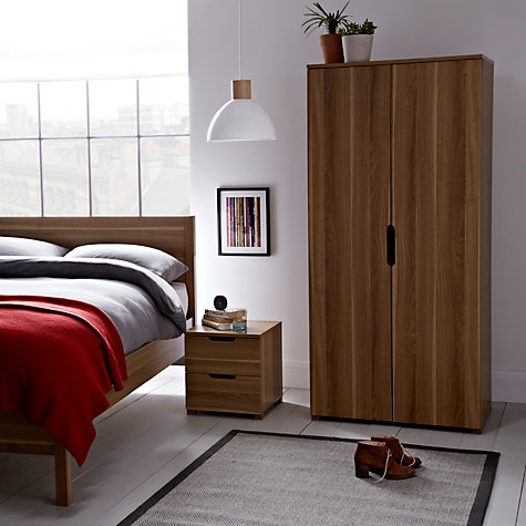 Buy John Lewis Value Kirby Bedside Chest Online at johnlewis.com