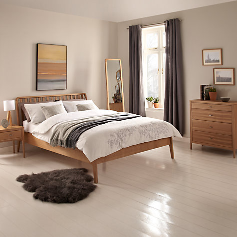 Buy House by John Lewis Maine Bedstead, Kingsize Online at johnlewis.com