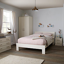 Buy John Lewis Solo Bedroom Furniture, Oak Online at johnlewis.com