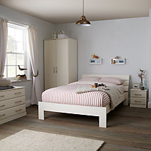 John Lewis Solo Bedroom Furniture, Oak