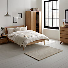 House by John Lewis Stride Bedroom Furniture, Oak