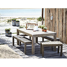 Buy John Lewis Croft Collection Bilbao FSC Outdoor Furniture Online at johnlewis.com