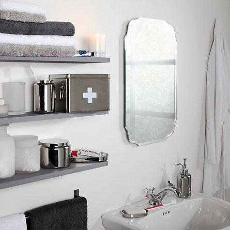 Buy John Lewis Vintage Bathroom Wall Mirror